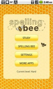 Spelling Bee 2.4.3 apk Android